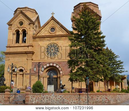 The Cathedral Basilica of Saint Francis of Assisi