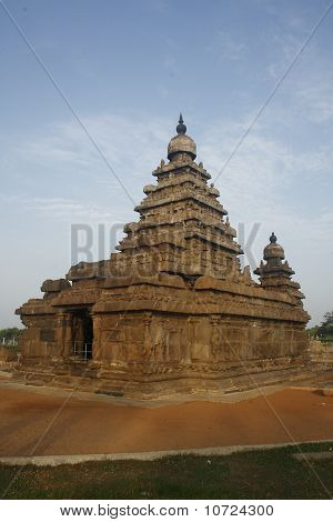 Seashore temple -Mahabalipuram