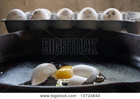 The Eggcident