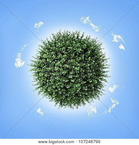 Plant Earth Sphere