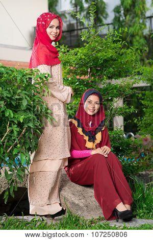 Muslim Beauties