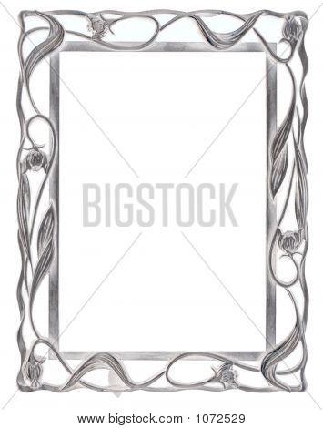 Art Nouveau Antique Frame