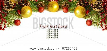 Christmass Top Decoration