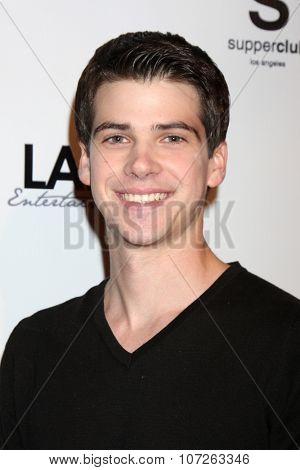 LOS ANGELES - DEC 4:  Brett Pierce at the