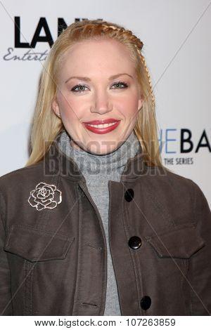LOS ANGELES - DEC 4:  Adrienne Frantz at the
