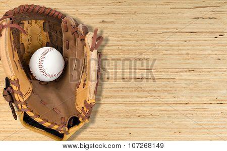 Baseball Glove.