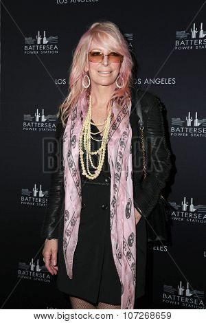 LOS ANGELES - NOV 6:  JoAnn Hilton at the Battersea Power Station Global Launch Party at the The London on November 6, 2014 in West Hollywood, CA