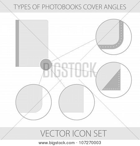 Icons Of Type Photobooks Cover Angles
