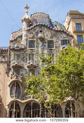 Casa Batllo - Barcelona Spain