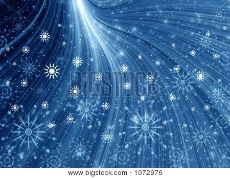 Christmas Abstraction Light