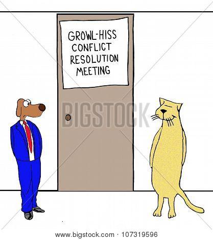 Growl - Hiss Meeting