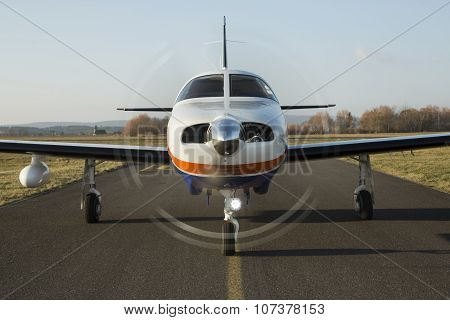 Twin-engine Piston Aircraft