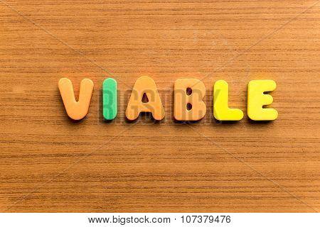 Viable