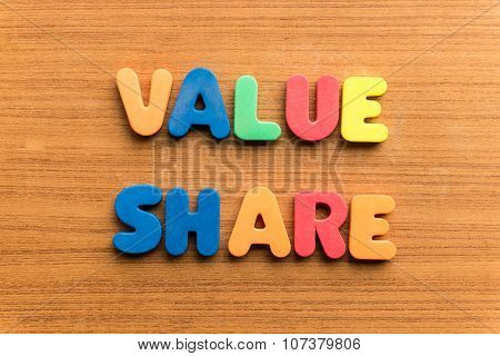Value Share