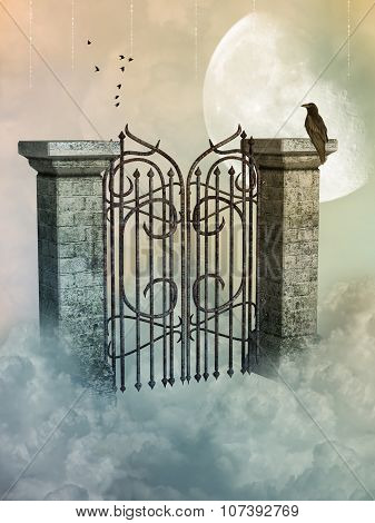 Gate In The Heaven