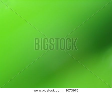 Green Calming Background