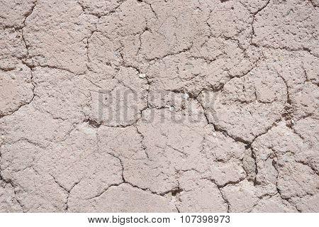 Pale Marsala Adobe Wall Background