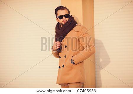 Elegant Young Man
