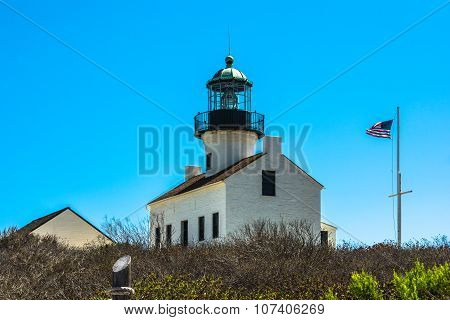 Point Loma Lighthouse, San Diego