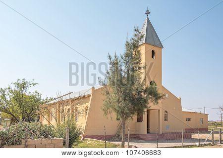 Calvyn Protestant Church In Concordia