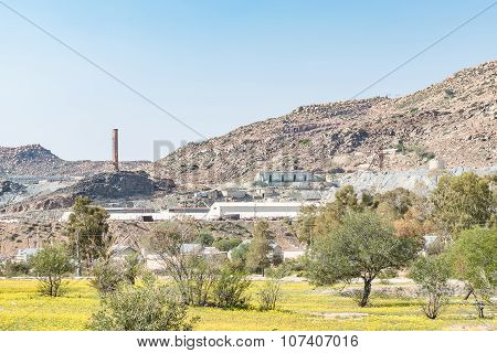 Copper Mine In Nababeep