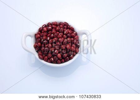 Red beans or adzuki beans