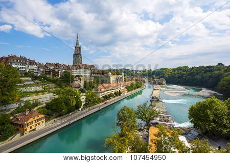 General View Of Bern, Switzerland