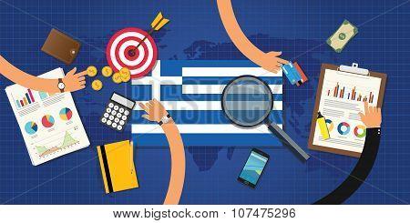greek or greece economy