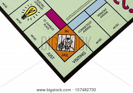 Monopoly Game Square