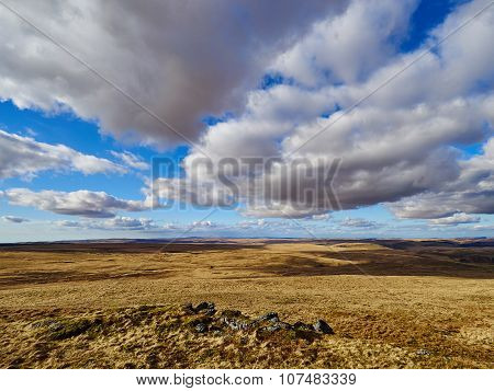 The Welsh Desert