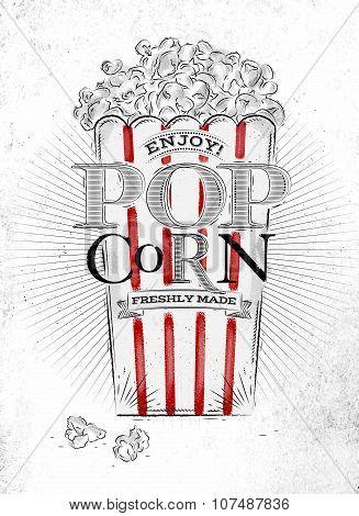 Poster Popcorn