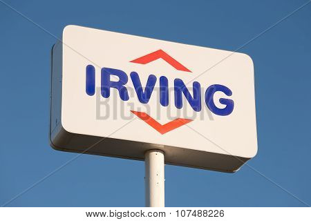 Irving Sign
