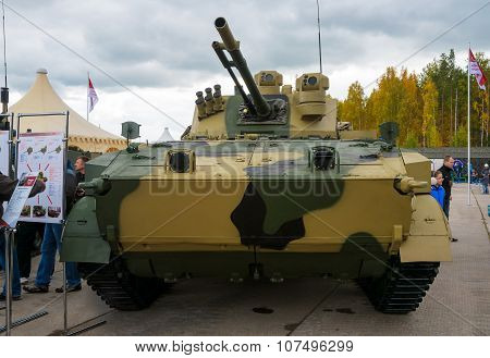 Infantry Fighting Vehicle Bmp-3M Dragun
