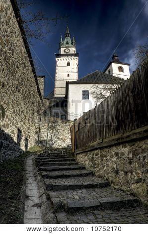 Town Castle, Kremnica, Slovakia