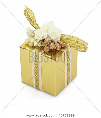 Present Box Gift Wedding