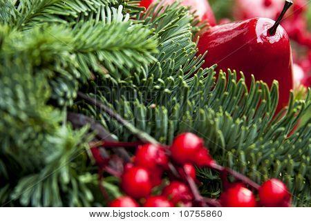 Red Christnmas Decorations