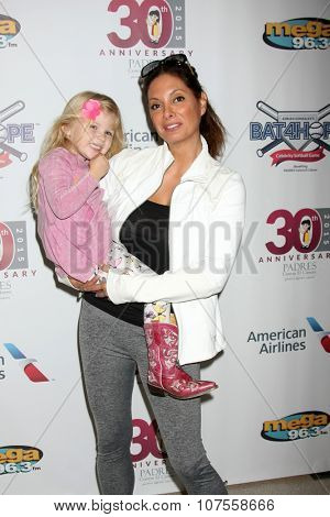 LOS ANGELES - NOV 7:  Alex Meneses at the Adrian Gonzalez's Bat 4 Hope Celebrity Softball Game PADRES Contra El Cancer at the Dodger Stadium on November 7, 2015 in Los Angeles, CA