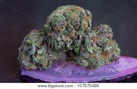 Grape Ape Medicinal Marijuana