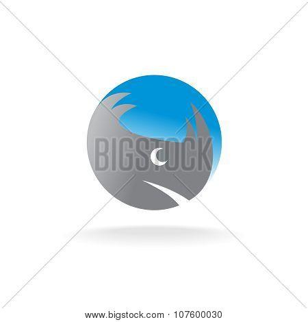 Rhino Head Logo Vector & Photo (Free Trial) | Bigstock