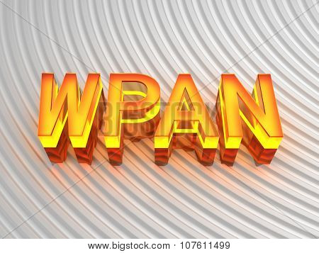 WPAN -- wireless personal area network