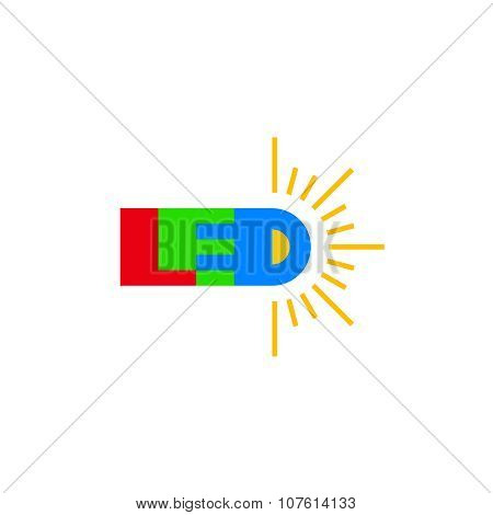 Led Technology Logo.