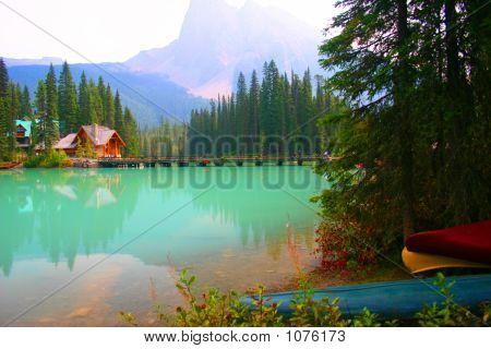 Yoho Canada  Emerald Lake