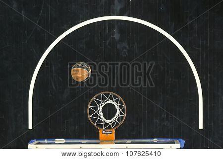Greek Basket League Game Paok Vs Olympiakos