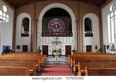 Saint Gertrude Church