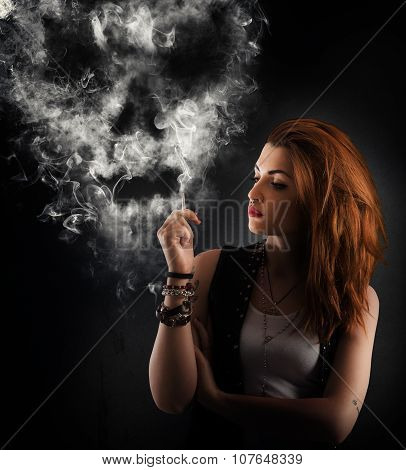 Dangerous smoking