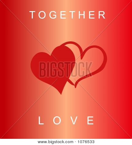 Hearts Love Together