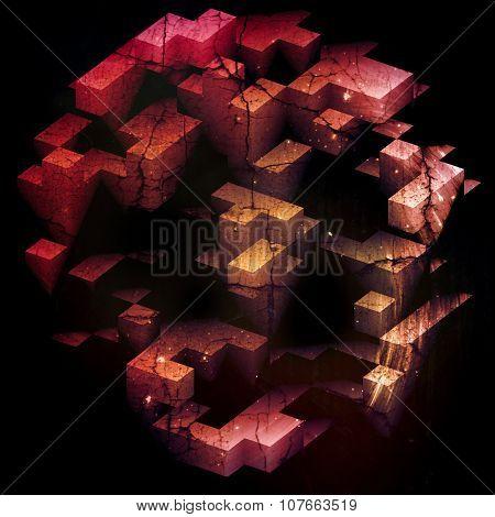 building bricks abstraction