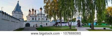 Holy Annunciation Monastery, Murom, Russia