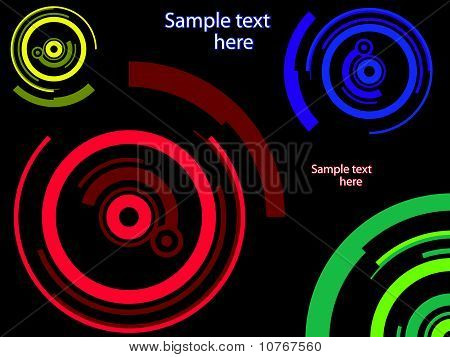 technology abstract pattern