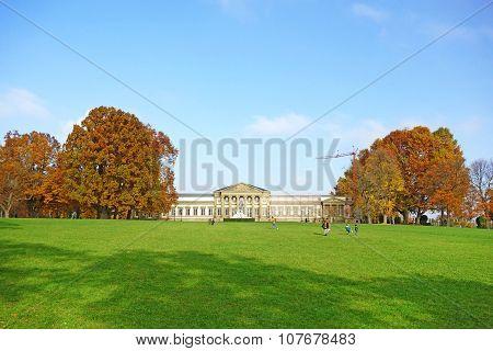Castle Rosenstein, Stuttgart